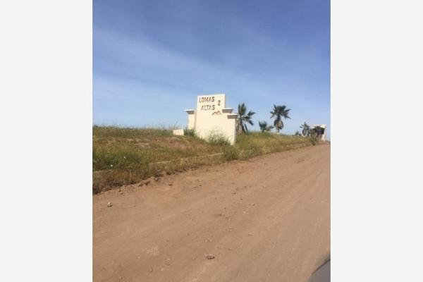 Foto de terreno comercial en venta en calle loma de leon 22710, lomas altas ii, playas de rosarito, baja california, 7058777 No. 01