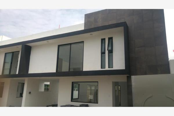 Foto de casa en venta en calle los sauces 9, fuentes del molino sección arboledas, cuautlancingo, puebla, 8563071 No. 01