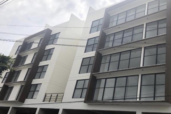 Foto de departamento en venta en calle madin , san lucas tepetlacalco ampliación, tlalnepantla de baz, méxico, 8783718 No. 01