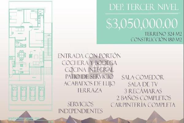 Foto de departamento en venta en calle manzanos sin numero exacto , las águilas, san luis potosí, san luis potosí, 5854396 No. 02