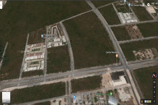 Foto de terreno habitacional en venta en calle mar de bali calle mar de bali , playa del carmen centro, solidaridad, quintana roo, 6140378 No. 07