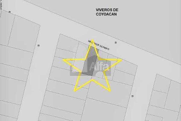 Foto de terreno habitacional en venta en calle melchor ocampo , del carmen, coyoacán, df / cdmx, 12842277 No. 03
