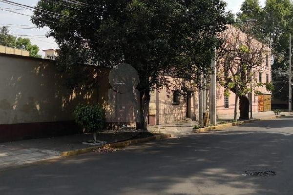 Foto de terreno habitacional en venta en calle melchor ocampo , del carmen, coyoacán, df / cdmx, 12842277 No. 05