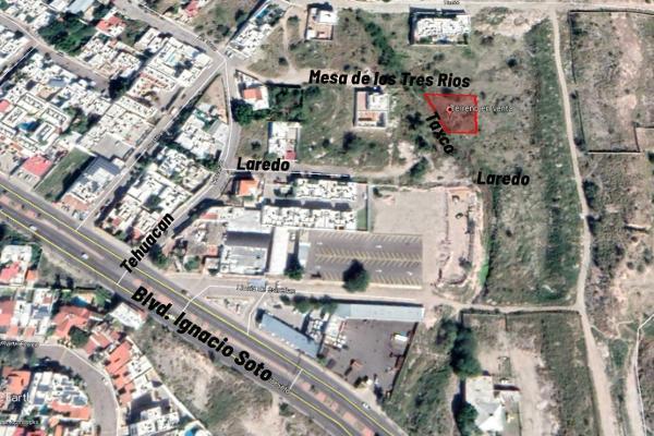 Foto de terreno habitacional en venta en calle mesa de los tres rios esquina con taxco s/n , cuartel pitic, hermosillo, sonora, 15219026 No. 01