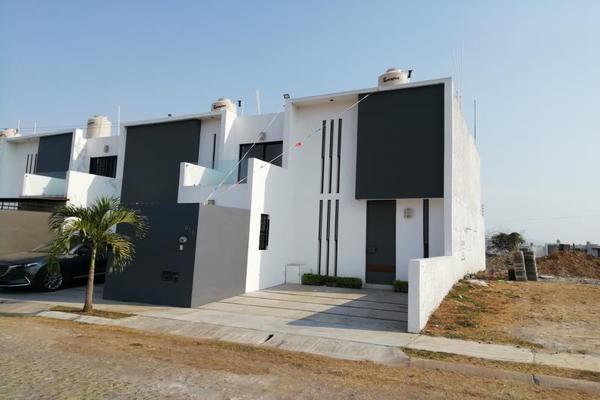 Foto de casa en venta en calle michoacán 0, villas diamante, villa de álvarez, colima, 14831010 No. 01
