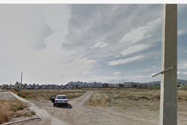 Foto de terreno habitacional en venta en calle nivel quinientos uno , real de la plata, pachuca de soto, hidalgo, 4647984 No. 01