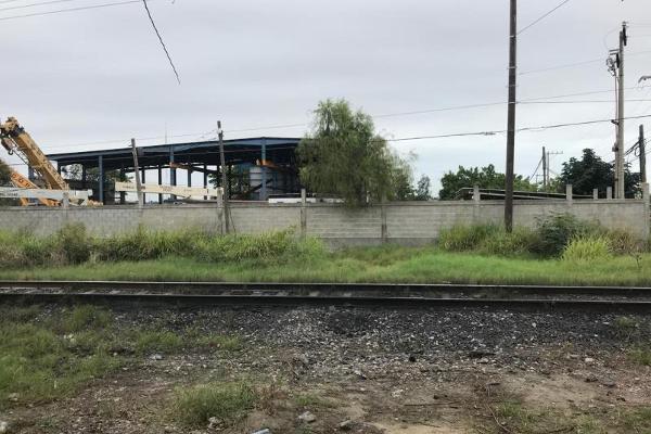 Foto de terreno industrial en venta en calle once 1, monte alto, altamira, tamaulipas, 6155692 No. 01