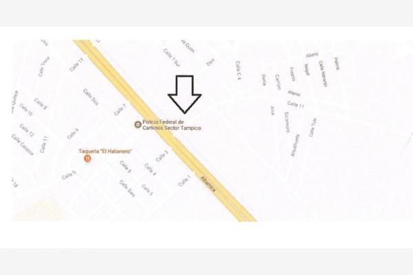 Foto de terreno industrial en venta en calle once 1, monte alto, altamira, tamaulipas, 6155692 No. 04
