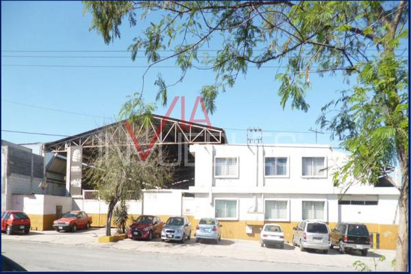 Foto de nave industrial en venta en calle #, parque industrial i, 66062 parque industrial i, nuevo león , parque industrial i, general escobedo, nuevo león, 7313276 No. 01