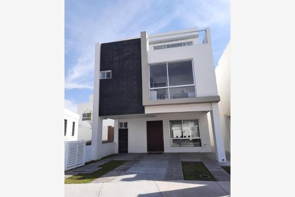 Foto de casa en venta en calle paseo de alcatraces. zakia. 1000, el marqués, querétaro, querétaro, 0 No. 01