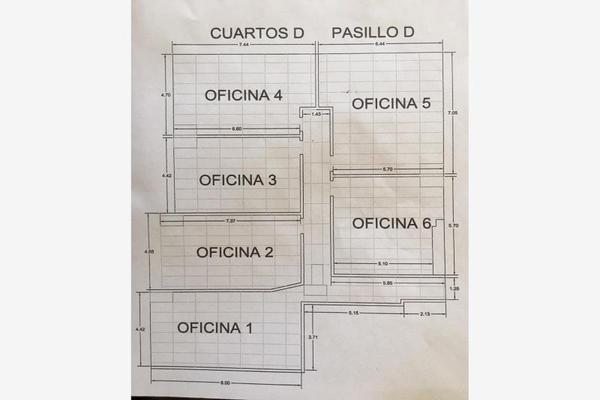 Foto de oficina en venta en calle periférico luis echeverría 443, san luis, saltillo, coahuila de zaragoza, 8645592 No. 07