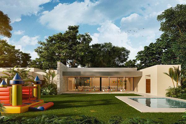 Foto de terreno habitacional en venta en calle pino , el tigrillo, solidaridad, quintana roo, 7154567 No. 05
