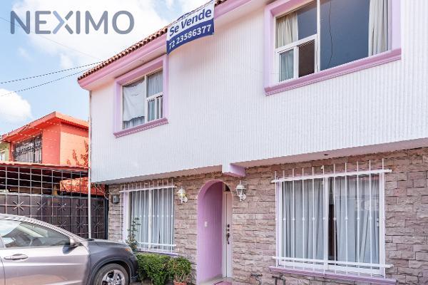 Foto de casa en venta en calle pinos , casa blanca, metepec, méxico, 5891576 No. 01
