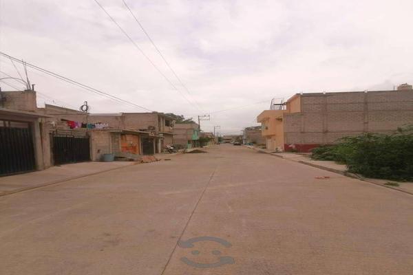 Foto de terreno habitacional en venta en calle privada , el chamizalito, ecatepec de morelos, méxico, 17115793 No. 01