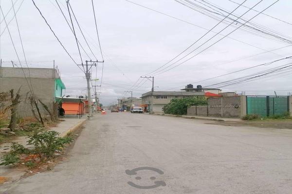 Foto de terreno habitacional en venta en calle privada , el chamizalito, ecatepec de morelos, méxico, 17115793 No. 03