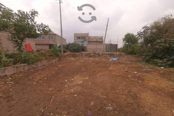 Foto de terreno habitacional en venta en calle privada , el chamizalito, ecatepec de morelos, méxico, 17115793 No. 05