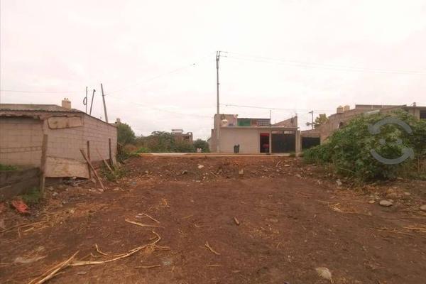 Foto de terreno habitacional en venta en calle privada , el chamizalito, ecatepec de morelos, méxico, 17115793 No. 06