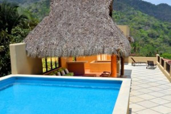 Foto de casa en condominio en venta en calle puebla not available, lomas de mismaloya, puerto vallarta, jalisco, 4644110 No. 01