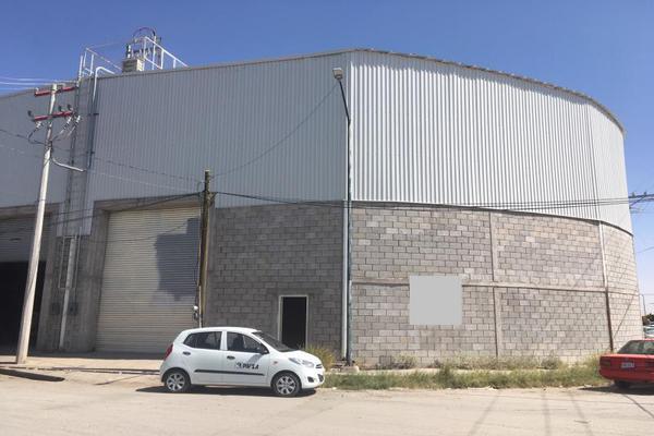 Foto de bodega en renta en calle quimicas esquina con calle del transporte 112, parque industrial pequeña zona industrial, torreón, coahuila de zaragoza, 19079813 No. 01