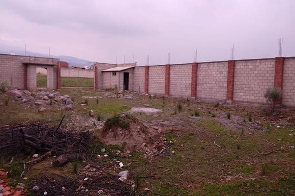 Foto de terreno habitacional en venta en calle reforma , capultitlán centro, toluca, méxico, 18035725 No. 02