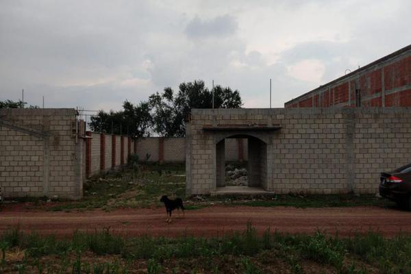 Foto de terreno habitacional en venta en calle reforma , capultitlán centro, toluca, méxico, 18035725 No. 03