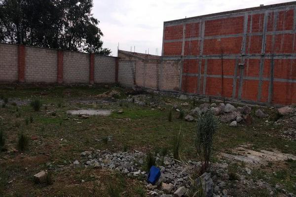 Foto de terreno habitacional en venta en calle reforma , capultitlán centro, toluca, méxico, 18035725 No. 05