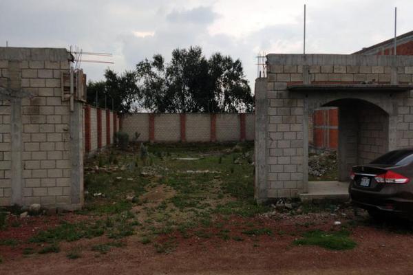Foto de terreno habitacional en venta en calle reforma , capultitlán centro, toluca, méxico, 18035725 No. 06