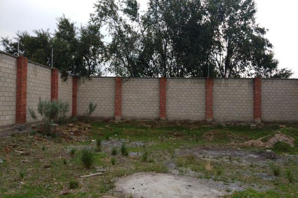 Foto de terreno habitacional en venta en calle reforma , capultitlán centro, toluca, méxico, 18035725 No. 07