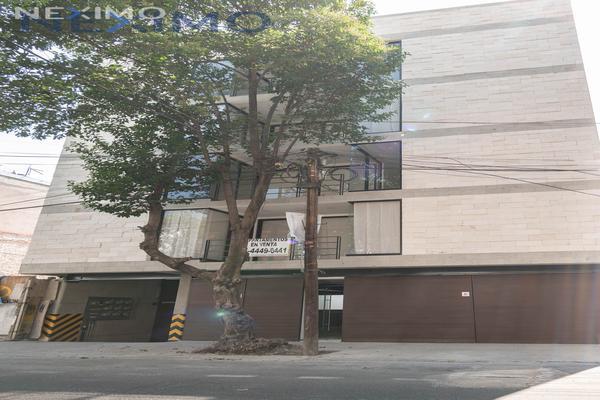 Foto de departamento en renta en calle río po 145, cuauhtémoc, cuauhtémoc, df / cdmx, 7531494 No. 01