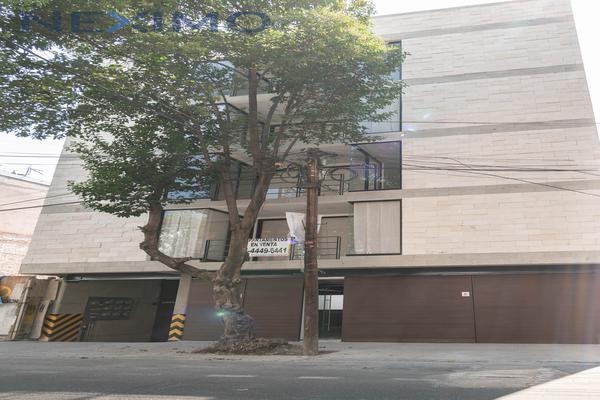 Foto de departamento en renta en calle río po 190, cuauhtémoc, cuauhtémoc, df / cdmx, 7531494 No. 01
