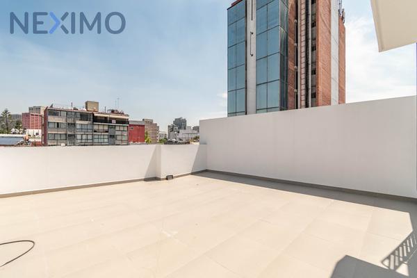 Foto de departamento en renta en calle río po 190, cuauhtémoc, cuauhtémoc, df / cdmx, 7531494 No. 17
