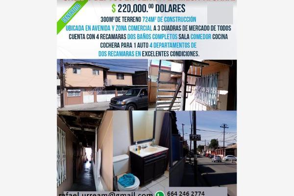 Foto de casa en venta en calle romano 1, alcalá, tijuana, baja california, 8807649 No. 01