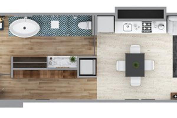Foto de casa en condominio en venta en calle sagitario 150, conchas chinas, puerto vallarta, jalisco, 14809781 No. 03