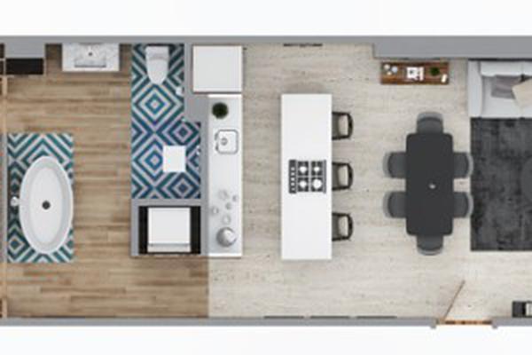 Foto de casa en condominio en venta en calle sagitario 150, conchas chinas, puerto vallarta, jalisco, 14830202 No. 03