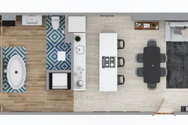 Foto de casa en condominio en venta en calle sagitario 150, conchas chinas, puerto vallarta, jalisco, 14870497 No. 03