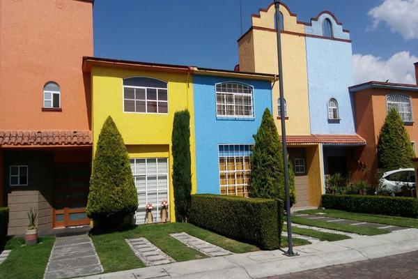 Foto de casa en renta en calle san felipe , hacienda la galia, toluca, méxico, 14030451 No. 01
