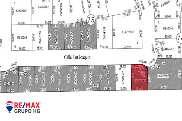 Foto de terreno habitacional en venta en calle san joaquin , san pedro residencial segunda sección, mexicali, baja california, 18779938 No. 03