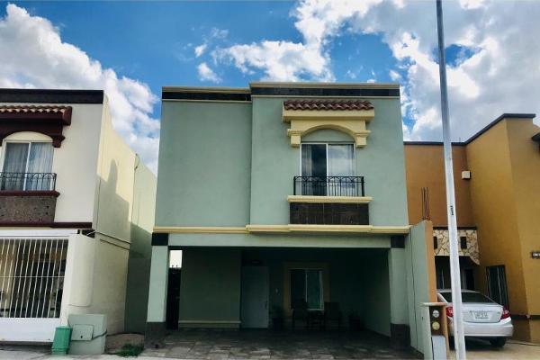 Foto de casa en venta en calle san mateo 159, santa fe, saltillo, coahuila de zaragoza, 8851806 No. 01