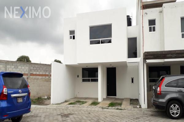 Foto de casa en venta en calle segunda privada de la rivereña sur 53, santa maria ixtulco, tlaxcala, tlaxcala, 7280697 No. 01