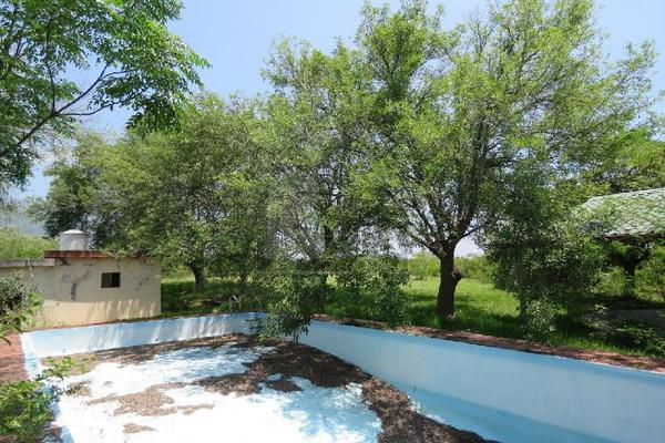 Foto de rancho en venta en calle sin nombre , hacienda san antonio, allende, nuevo león, 9130037 No. 06