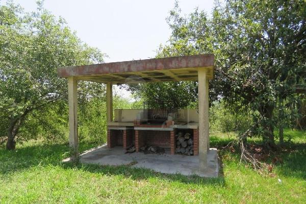 Foto de rancho en venta en calle sin nombre , san antonio, allende, nuevo león, 9130037 No. 07