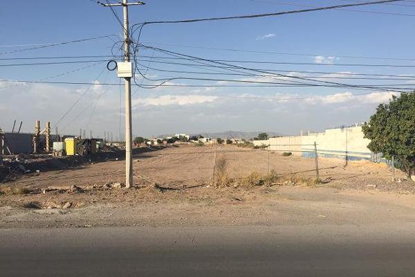 Foto de terreno comercial en venta en calle s/n parcela 60 , el águila, torreón, coahuila de zaragoza, 3460268 No. 01
