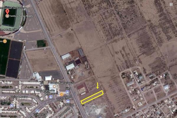 Foto de terreno comercial en venta en calle s/n parcela 60 , el águila, torreón, coahuila de zaragoza, 3460268 No. 06