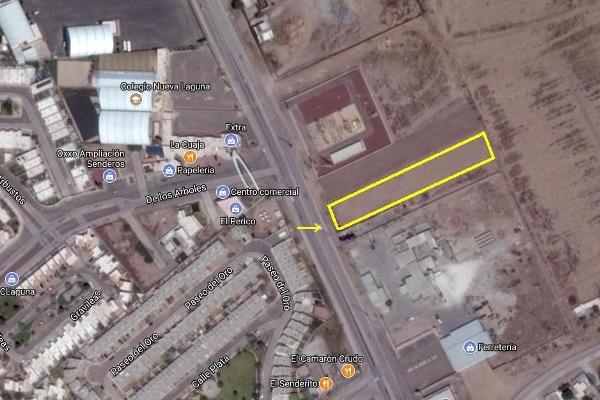 Foto de terreno comercial en venta en calle s/n parcela 60 , el águila, torreón, coahuila de zaragoza, 3460268 No. 07