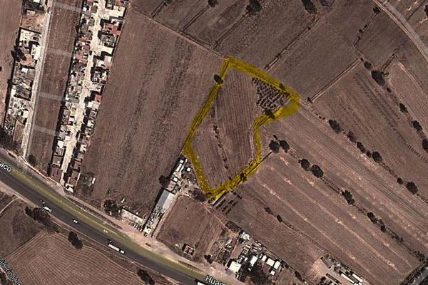 Foto de terreno habitacional en venta en calle s/n predio el cuernito - apizaco tlaxcala , centro, apizaco, tlaxcala, 3109939 No. 07