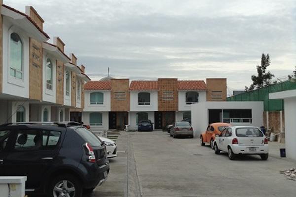 Foto de casa en venta en calle tarasca. res. terr. quetzalcoatl 18, cuautlancingo, cuautlancingo, puebla, 2646975 No. 01