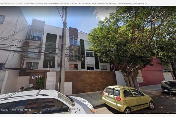Foto de departamento en renta en calle tokio 800, portales sur, benito juárez, df / cdmx, 13365114 No. 01