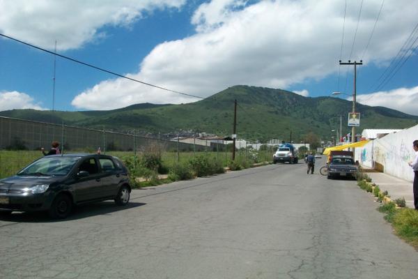 Foto de terreno industrial en venta en calle uuniversidad hsipanoamericana 23, el tejocote, ecatepec de morelos, méxico, 0 No. 01