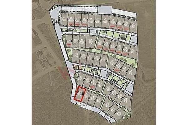 Foto de terreno habitacional en venta en calle yuma , vista real y country club, corregidora, querétaro, 5830927 No. 01