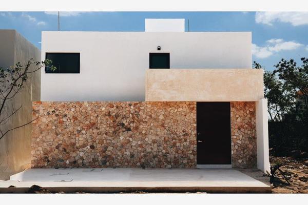 Foto de casa en venta en calle23 550 x 18 550, dzitya, mérida, yucatán, 0 No. 01